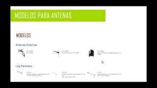 Modelos para antenas. Apontamento de Antenas #14.
