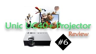 Product Review 06 - UNIC Projector
