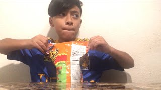 When You Open A Bag Of Chips At School...