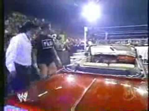 undertaker vs kane y big show muerte de undertaker HD