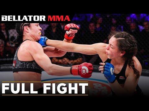 Xxx Mp4 Bellator MMA Alejandra Lara Vs Lena Ovchynnikova FULL FIGHT 3gp Sex