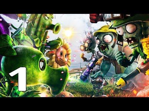 Plants VS Zombies Garden Warfare Let s Play en Español Capitulo 1 Esto es la guerra