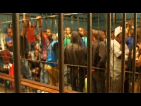 Inside South Africa's notorius Pollsmoor prison