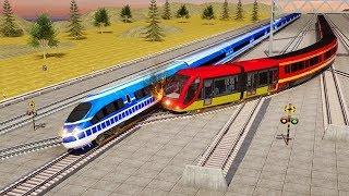 Indian Train City Driving Train Games #001 - Train Simulator Games Download #q   Games For Children
