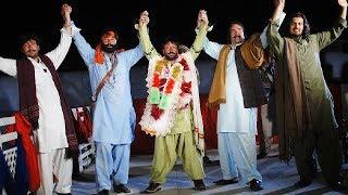 Shahid Khan, Shakir Zeb, Hamayoon Khan, Babrik Shah, Dilber Munir - Pashto film LOAFER Badala Tappi