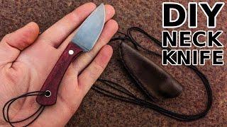 Knife Making: Neck Knife