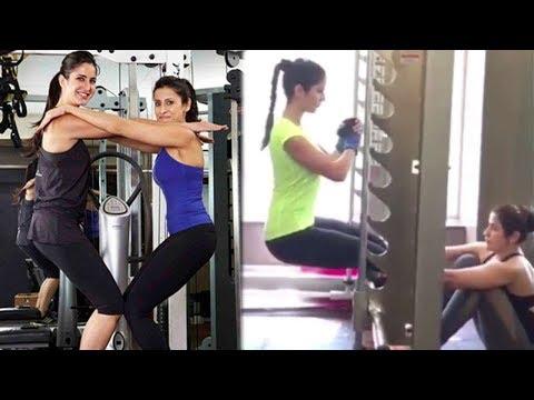 Xxx Mp4 Katrina Kaif S HOT Workout For Tiger Zinda Hai 3gp Sex