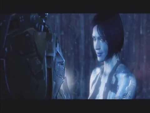 Halo 4 La Despedida de el Jefe Maestro y Cortana Español