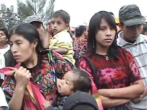 la feria del temal joyabaj quiche 2010.