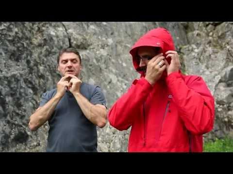 Berghaus Mera Peak Waterproof Gore-Tex Jacket Review by John from GO Outdoors