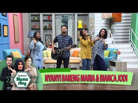 Raffi Gigi Nyanyi Bareng Maria & Bianca Jodie, Bikin Baper! - RMA (245)