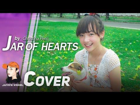 Xxx Mp4 Jar Of Hearts Christina Perri Cover By 12 Y O Jannine Weigel 3gp Sex