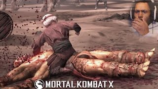 SHE IS A SAVAGE | Mortal Kombat X #15 (FIRST ONLINE MATCH)
