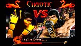 Mortal Kombat Chaotic 2.0.2 (M.U.G.E.N) Scorpion  HD
