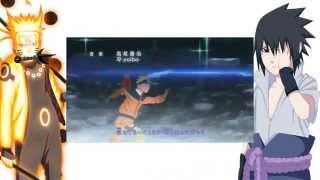 "Naruto Shippuuden OP 16 ""Kana Boon - Silhouette(Russian cover by Jackie-O)"