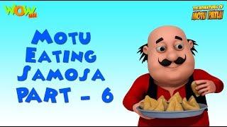 Motu And His Samosas - Motu Patlu Compilation - Part 6 - 30 Minutes of Fun! As seen on Nickelodeon
