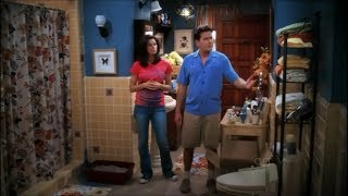 Two and a Half Men - Chelsea's Moving In [HD]