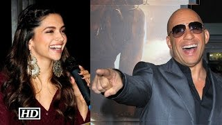 You Can't Ignore This Deepika's Comment on Vin Diesel