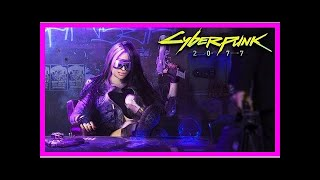 Breaking News | Cyberpunk 2077 Demo At E3 Was A Pre-Alpha, A Few More Years Are Needed