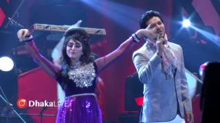 Best Romantic Performance by Nirob and Sokh - Arijit Sing Live in Dhaka