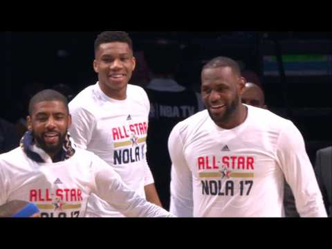 Best Reactions From The All Star Game 02.19.17