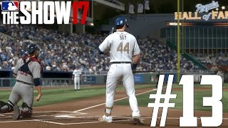 I STILL SUCK! | MLB 17 Road To The Show | Episode 13