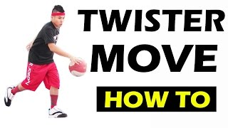 How To Twister - Streetball Move Tutorial by Lilflash