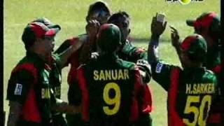 **Rare** Cricket World Cup 2003 5th Match Bangladesh v Canada Extended Highlights