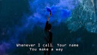 STRONG TOWER -NATHANIEL BASSEY feat. GLENN GWAZAI