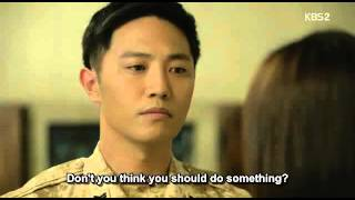 Descendants of the Sun Episode 8 - Seo Dae Young and Yoon Myeong Joo