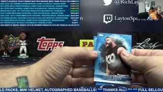 Monday Night RAW – 2017 Topps WWE Undisputed Wrestling Hobby 4 Box Break #12 – RANDOM HIT STYLE 2 HI