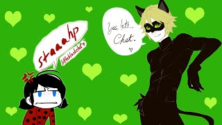 Miraculous Ladybug Comic by Littleblackchat! - Smooth Moves Chat Noir!