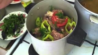 Armenian Khashlama Recipe