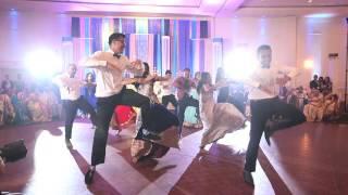 Dhruv & Dhvani's Reception Dance - #Dhruvani