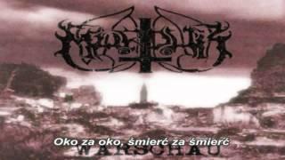 MARDUK - WARSCHAU (polskie napisy)