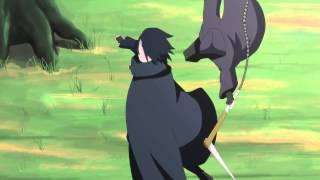 Sasuke vs Shin - Naruto Gaiden (WIP)