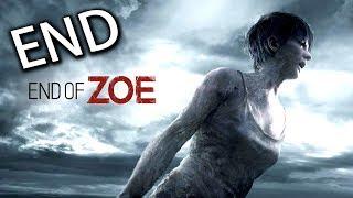 Resident Evil 7 End of Zoe DLC Ending - Zoe的命運