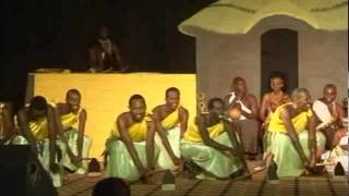 Inganzo Ngari performance @Serena Hotel (Part II)