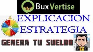 Buxvertise 2016 | Como Ganar Dinero Para Paypal 2016 | Buxvertise | Buxvertise Estrategia