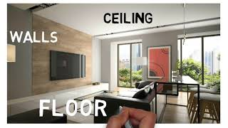 """1 BHK Home Interior Design"" - Part 2 - Look & Feel"