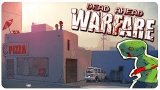 The Infected Hybrids Boss Fight! (Bus vs Bus) | Dead Ahead Zombie Warfare