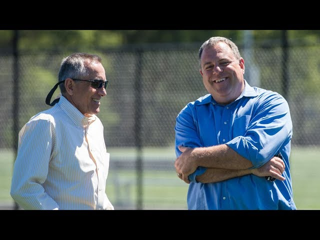 Interview: Garth Lagerwey on club's offseason roster moves