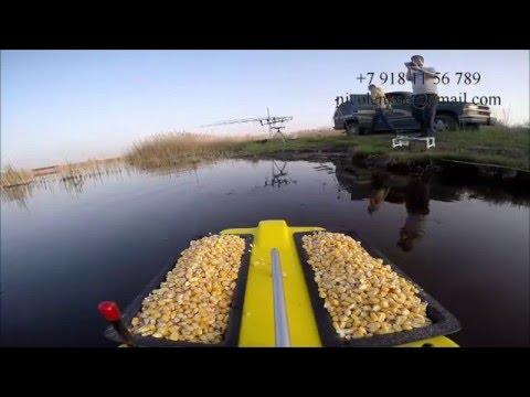 кораблик радио для рыбалки