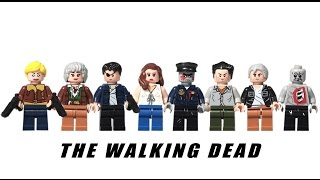 Unboxing Lego The Walking Dead Knockoff Aliexpress