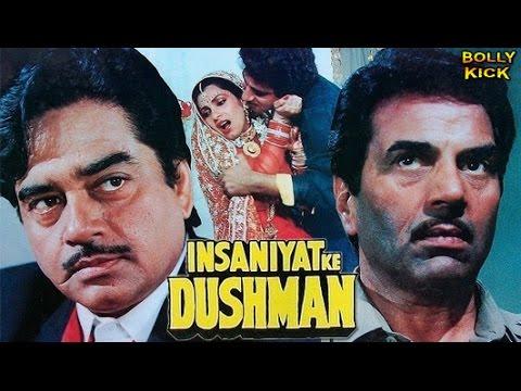 Insaniyat Ke Dushman Full Movie   Hindi Movies Full Movie   Hindi Movies   Dharmendra Full Movies