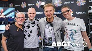 #ABGT200: Armin van Buuren Interview Live at Ziggo Dome, Amsterdam