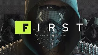 Watch Dogs 2: Ghost Playstyle Gameplay - IGN First