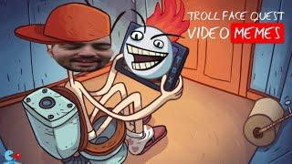 Игри за телефон: Troll Face Quest Video Memes: СЛАБАК СЪМ 3еп