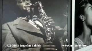 JAZZONIAN multimedia traveling jazz exhibit