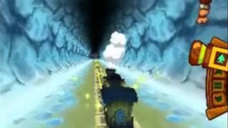 Let's Play The Legend of Zelda: Spirit Tracks Part 31: Slip And Slide